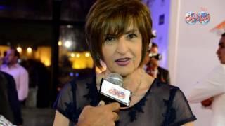 الفنانة ليلي عز العرب: انا عايزة اشارك في مبادرة أخبار اليوم #حلوة_يا_بلدي