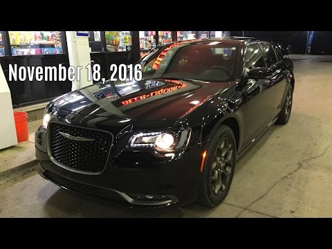 Mom Got a New Car, Chrysler 300 | November 18, 2016 | Journal