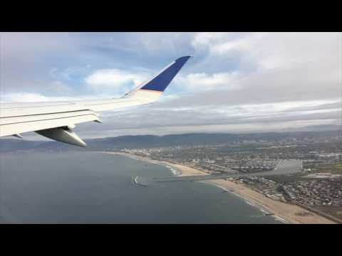 United Express (SkyWest Airlines) E175 | Los Angeles to Dallas Ft. Worth