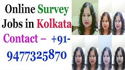 Online Survey Jobs in Kolkata - Paromita