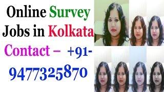 Online Survey Jobs in Kolkata - Paromita