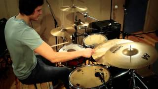 Dennis Chambers   Pick Hits Drum Cover