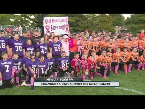 Horicon woman gets support while battling cancer