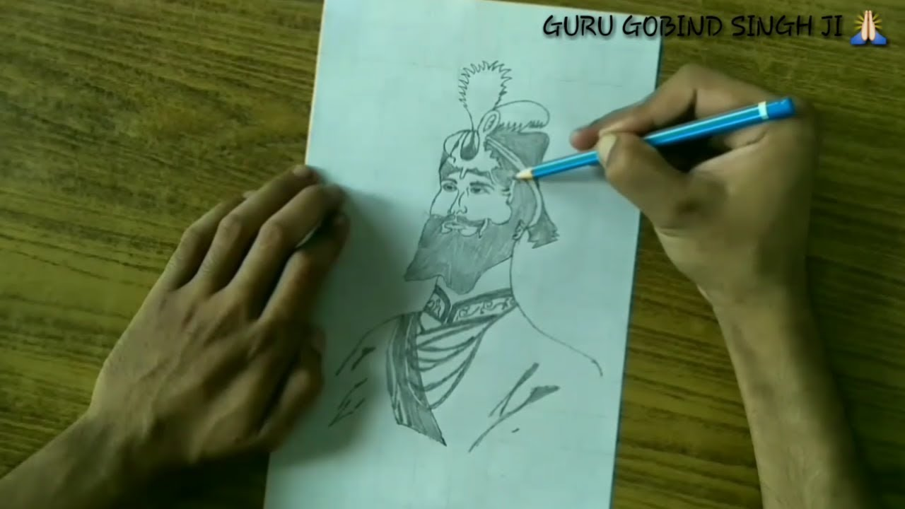 Download Gambar Sketsa Guru Menyapa