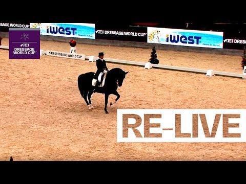 RE-LIVE | Dressage - Grand Prix | Salzburg (AUT) | FEI Dressage World Cup™