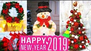 НОВЫЙ ГОД 2019 в АШАН ЦЕНЫ Обзор новогодний на КАТАЛОГ товаров Новые товары Подарки Декор ноябрь