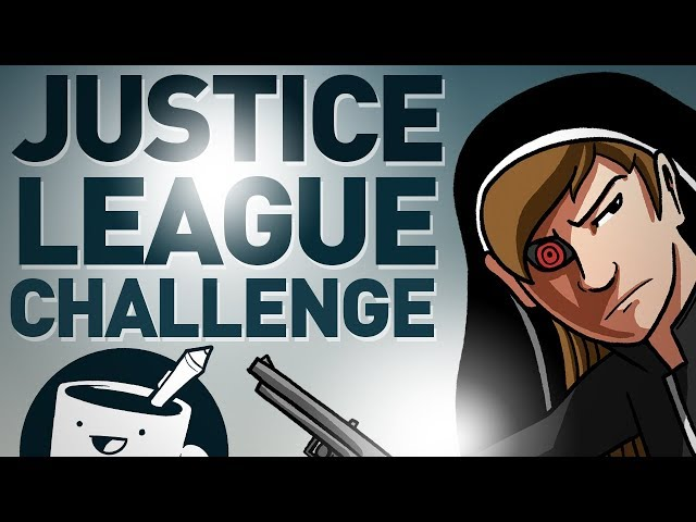 Artists Try Drawing Justice League Heroes (That They've Never Seen)