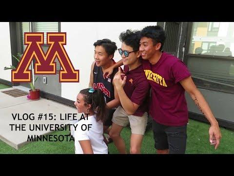 VLOG #15: LIFE AT THE UNIVERSITY OF MINNESOTA