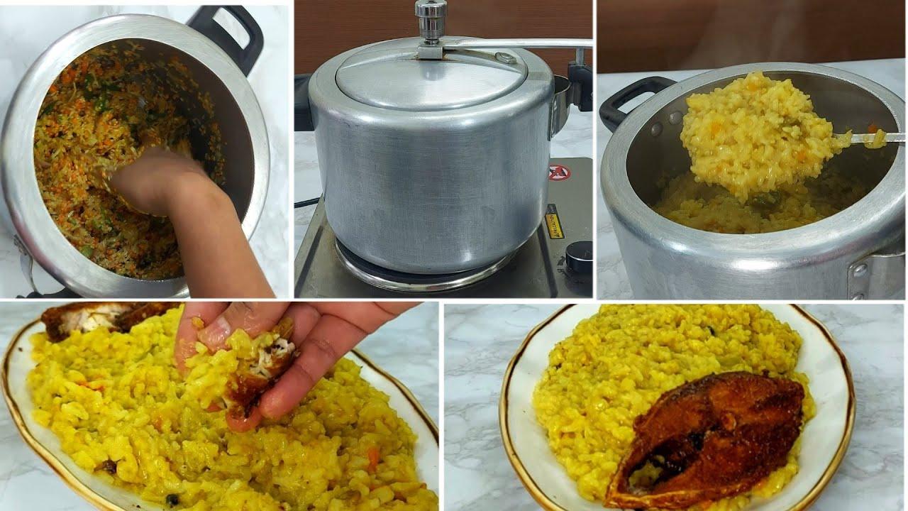 প্রেশার কুকারে সবচাইতে সহজভাবে খিচুড়ি রান্নার রেসিপি (সকল টিপস সহ)    Khichuri Recipe
