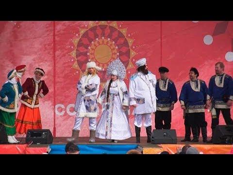Широкая Масленица в Дмитрове