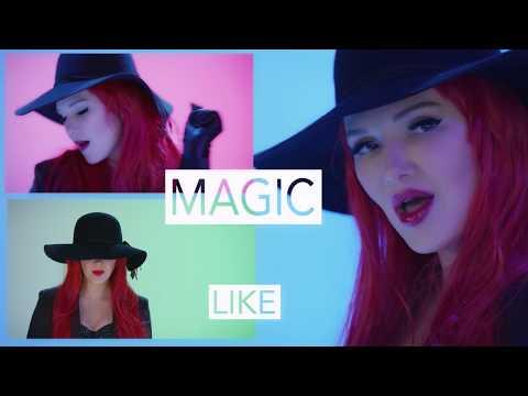 Emii - Just Like Magic (Lyric Video)
