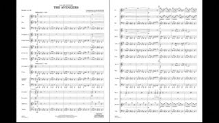 Download Mp3 The Avengers By Alan Silvestri/arr. Robert Longfield