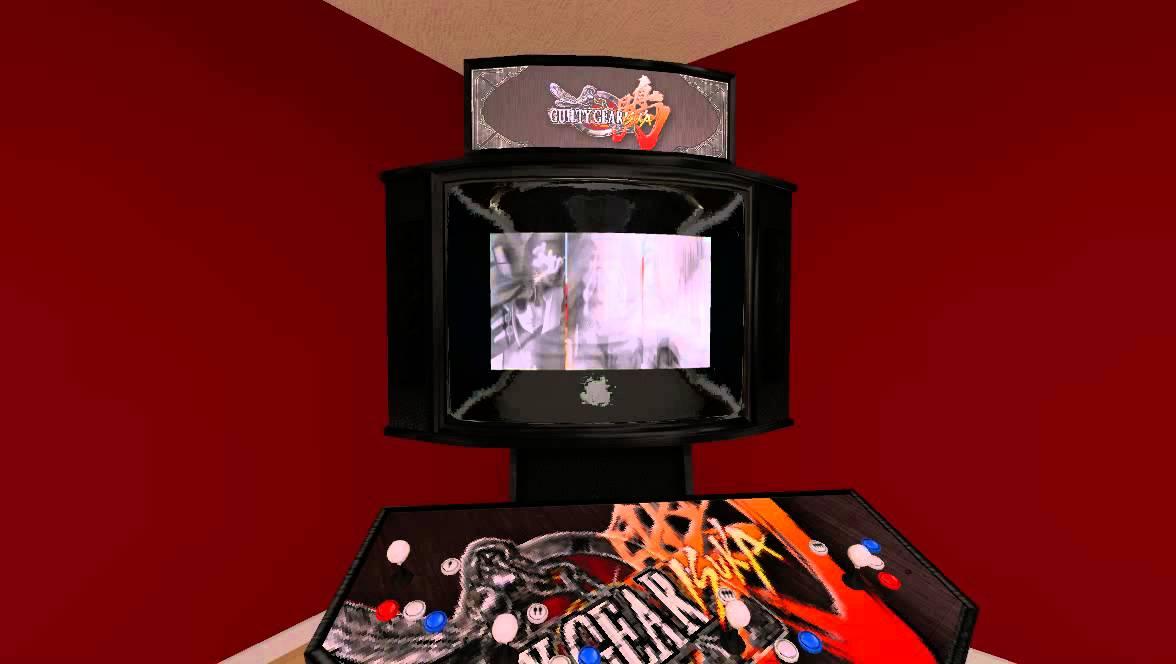 Guilty Gear: Isuka - Anarchy Arcade - YouTube