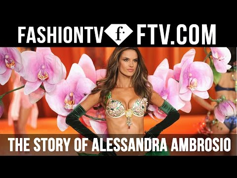 The Story Of Alessandra Ambrosio | FTV.com