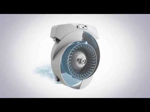 Cyclone - High Performance Extract Ventilation