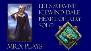 Icewind Dale HoF Solo Druid Part 4