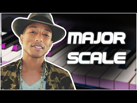 Music Theory: The Major Scale 🎹🖐️ #NPLB