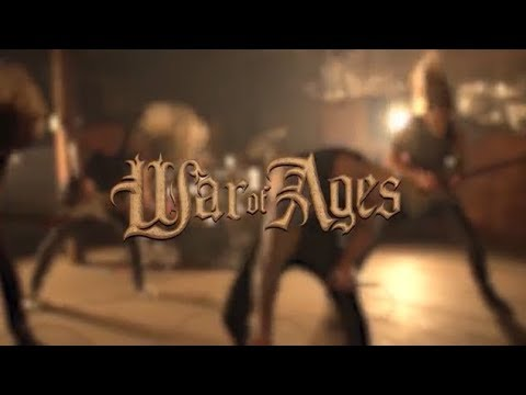 """War Of Ages - """"Creator"""" OFFICIAL VIDEO"""