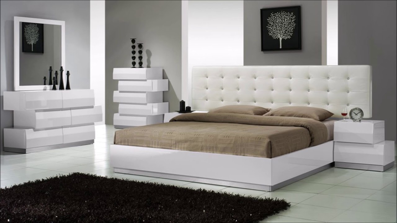 Great Selection Of New Modern Bedroom Furniture 2018 Available Z Alexandria Virginia