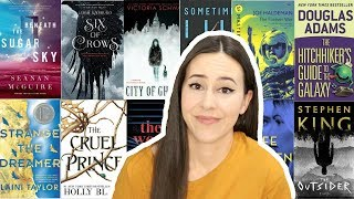 MOST DISAPPOINTING / OVERHYPED BOOKS OF 2018 || Books with Emily Fox