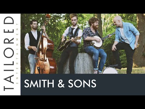 Smith & Sons - Mumford & Sons/Indie Rock Style Wedding & Function Band