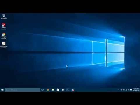 Get Rid of Windows 10 Search Bar