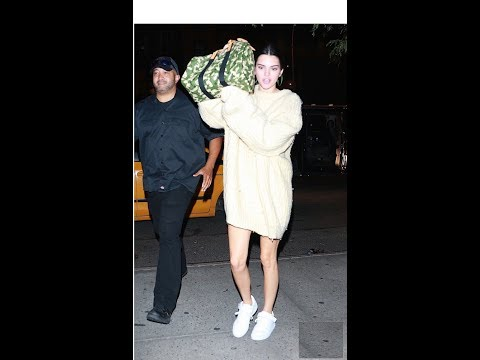 Kendall Jenner Joins Blake Griffin for Night Out in NYC
