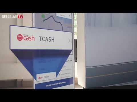 Begini Cara Pakai TCash untuk Bayar Blue Bird - Selular ID