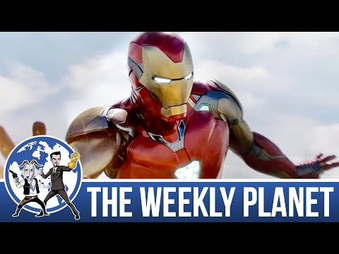 Avengers: Endgame - The Weekly Planet Podcast