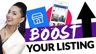 Facebook Marketplace How to Boost Your Views on Your Listing  ✅