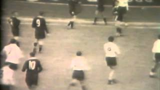 1964 Rugby Union Test Match: France vs New Zealand All Blacks (Highlights)