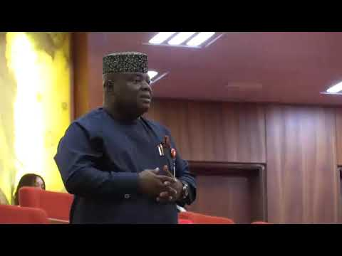 [VIDEO] Senator Sandy Ojang Onor Speaks On The Bakassi Peninsula