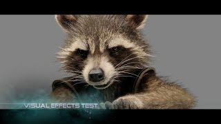 Meet the Guardians of the Galaxy - Rocket Raccoon, Groot, Star Lord, Gamora, Drax - from Marvel