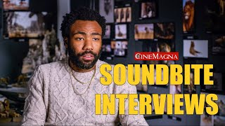 Baixar The Lion King Cast Interviews (Donald Glover, Seth Rogen & More 2019)