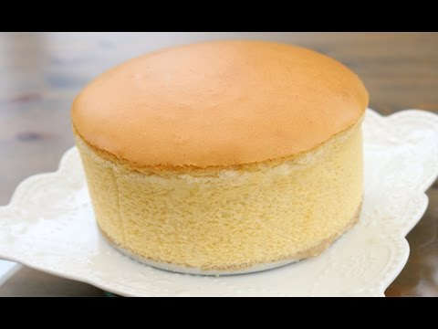 Thumbnail: Jiggly Fluffy Japanese Cheesecake Recipe