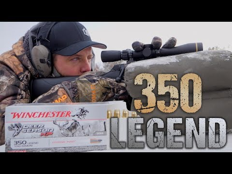 BRAND NEW Gun from Winchester: The 350 LEGEND! - YouTube