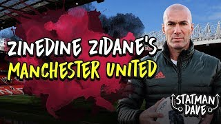 How Would Zidane Set Up Manchester United | Starting XI, Formation & Transfers