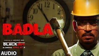 Badla Full Audio Song   Blackमेल    Irrfan Khan   Amit Trivedi   DIVINE   Amitabh B   Hindi Songs