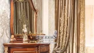 """Шторы из бархата с элементами ручной росписи Салон штор """"InteriorS"""" Махачкала #luxury_interiors"""