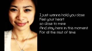 Download I Don't Wanna Miss A Thing - Jessica Sanchez (Lyrics) MP3 song and Music Video