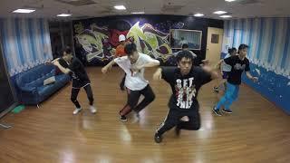 2018/12/6 Mr.Frog Dance Studio 笑維 - HIP HOP 基礎(O) 進階(X)