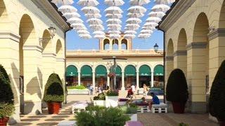 Serravalle Designer Outlet Near Milan, Italy