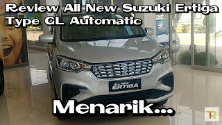 Review All New Suzuki Ertiga Type GL Automatic 2018 Indonesia