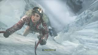 Rise of the Tomb Raider: Start!