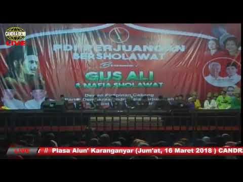 Habibi Ya rasulullah   Mafia Sholawat Live Alun Alun Karanganyar