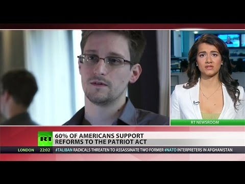 Rand Paul speaks for 'majority of Americans' on NSA reform - Snowden