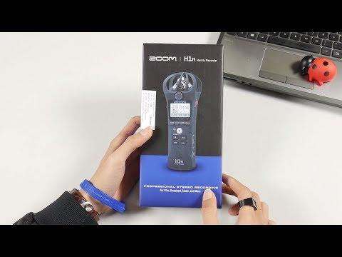 Đây Là Máy Ghi âm Mới Của Cộng Review : Zoom H1N Máy Ghi âm Tốt Nhất Tầm Giá