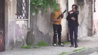 Bursa'da silahla yaralama ve rehin alma