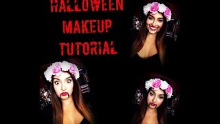 Ventriloquist Doll Halloween Makeup Tutorial Thumbnail