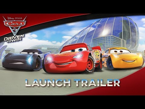 Cars 3: Driven to Win | Launch Trailer